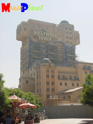 PHOTO: Tower of Terror