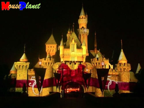 Disneyland Turns 50