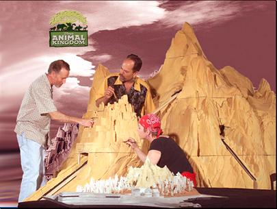Expedition: Everest model