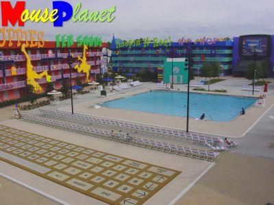 Disney world 12 jours de rêves en image PoolComputer-holland