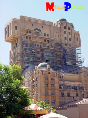 PHOTO: Tower of Terror.