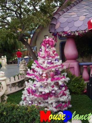 Mouseplanet - Disneyland's Christmas Trees by Lisa Perkis