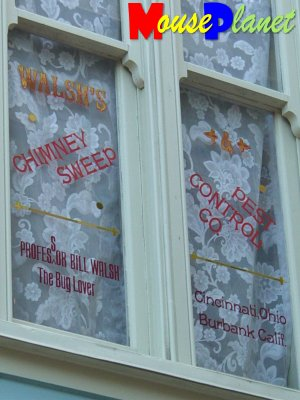 Mouseplanet Windows On Main Street Part 2 By Mark Goldhaber
