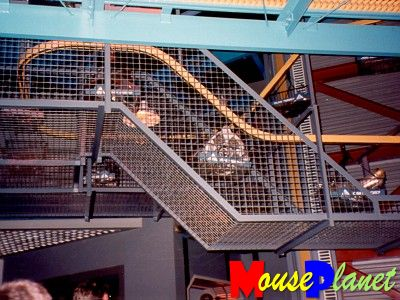 PHOTO: Baskets in Star Tours.